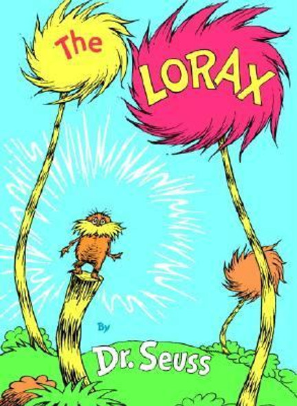 The Lorax [Hardcover] Cover