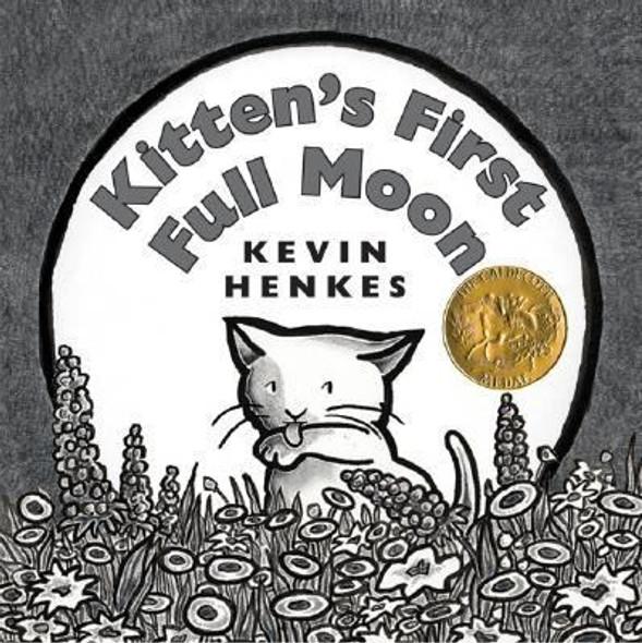 Kitten's First Full Moon [Hardcover] Cover