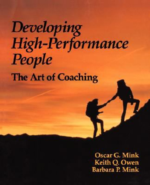 Developing High Performance People: The Art of Coaching [Paperback] Cover