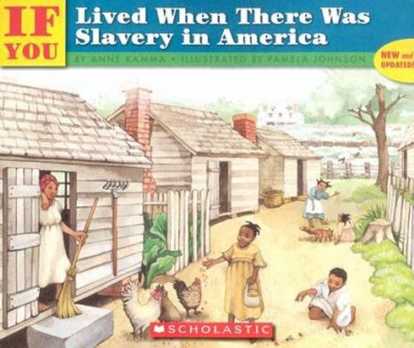 If You Lived When there Was Slavery in America [Paperback] Cover