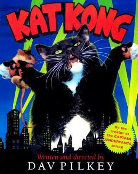 Kat Kong [Paperback] Cover