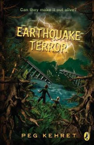 Earthquake Terror [Paperback] Cover