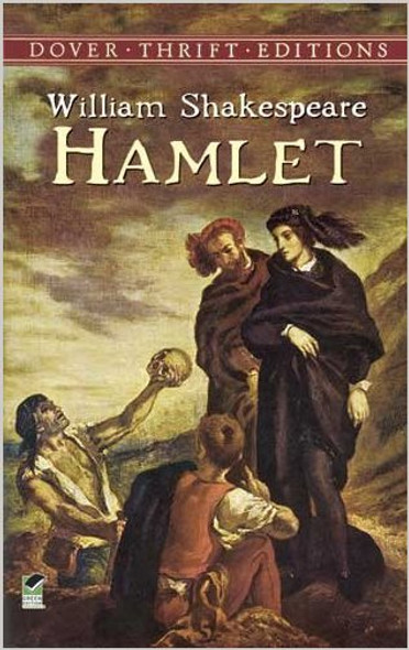 Hamlet (Dover Thrift Editions) [Paperback] Cover