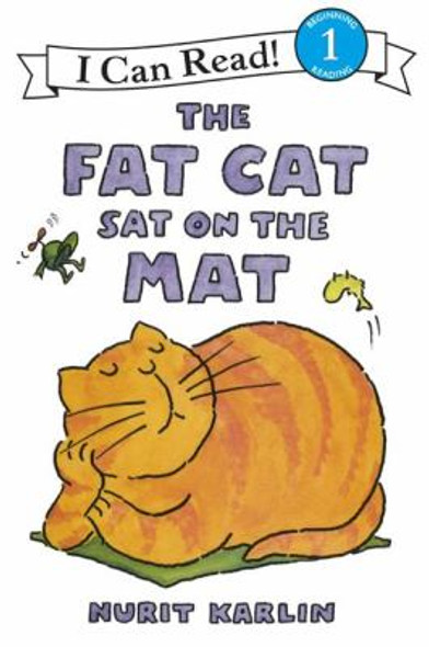 The Fat Cat Sat on the Mat Cover