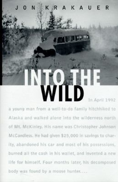 Into the Wild [Hardcover] Cover