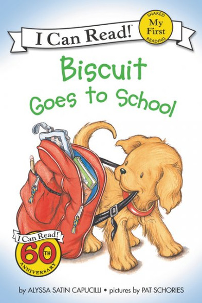 Biscuit Goes to School [Paperback] Cover