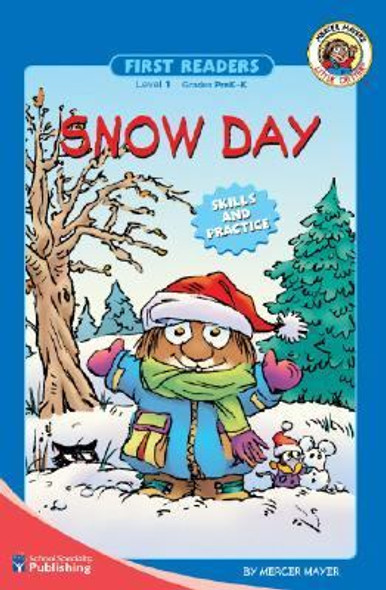 Snow Day [Paperback] Cover