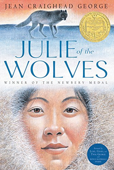 Julie of the Wolves [Paperback] Cover