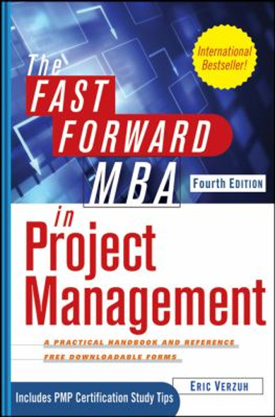 The Fast Forward MBA in Project Management [Paperback] Cover