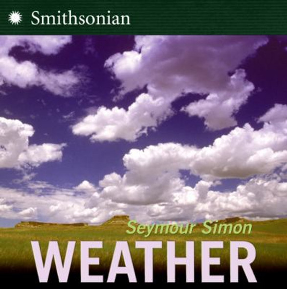 Weather [Paperback] Cover