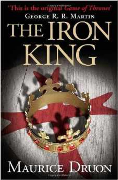 The Iron King [Paperback] Cover