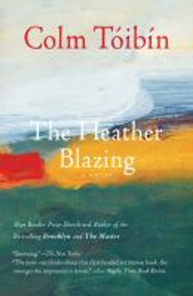 The Heather Blazing [Paperback] Cover