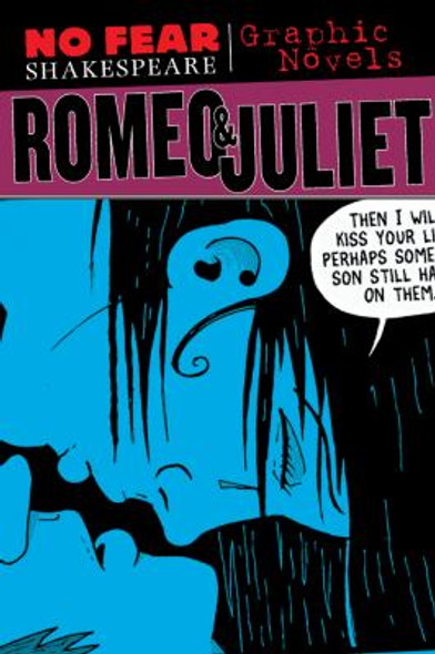 Romeo and Juliet ( Sparknotes No Fear Shakespeare ) [Paperback] Cover