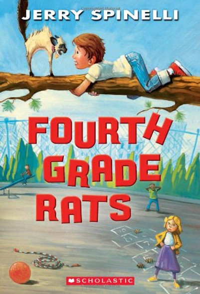 Fourth Grade Rats [Paperback] Cover