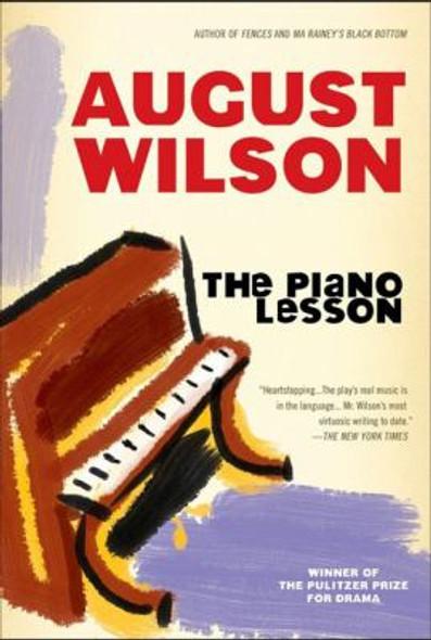 The Piano Lesson [Paperback] Cover