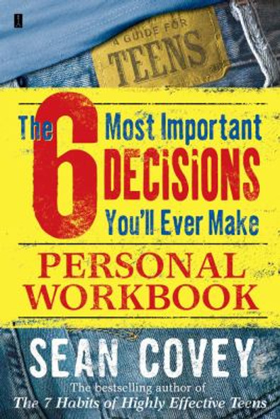 The 6 Most Important Decisions You'll Ever Make Personal [Paperback] Cover
