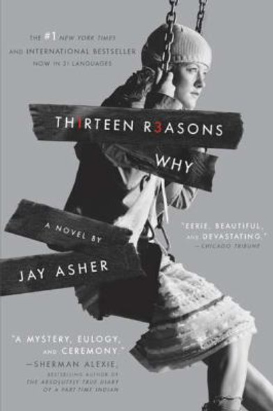 Thirteen Reasons Why [Paperback] Cover