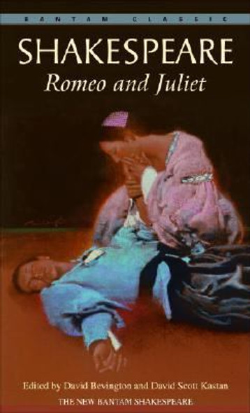 Romeo and Juliet [Mass Market Paperback] Cover