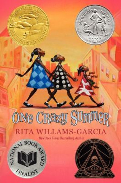 One Crazy Summer [Paperback] Cover