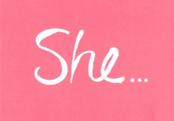 She [Hardcover] Cover