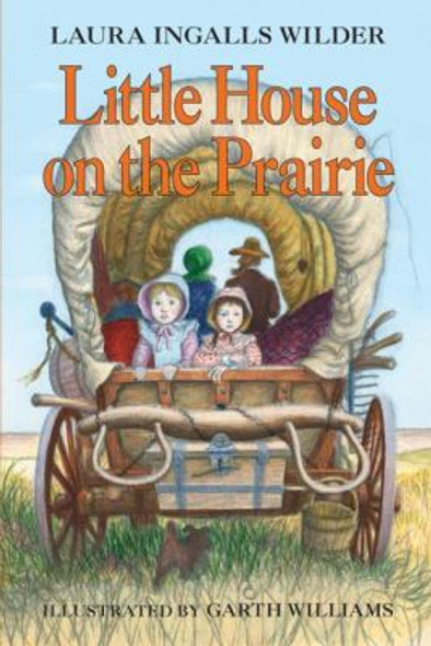 Little House on the Prairie [Paperback] Cover