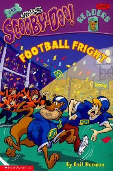 Football Fright (Scooby-Doo Reader, No. 14) [Paperback] Cover