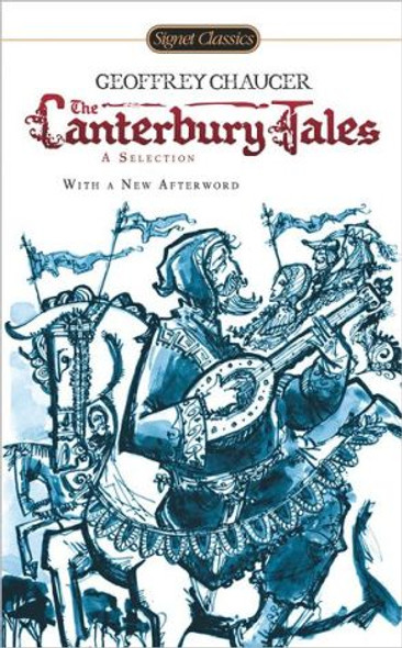 The Canterbury Tales: A Selection [Mass Market Paperback] Cover