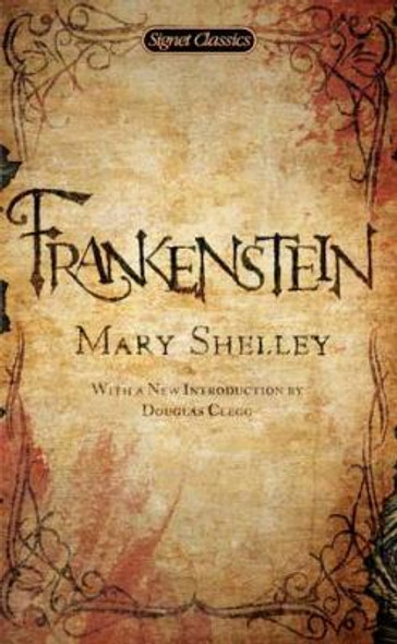 Frankenstein [Paperback] Cover