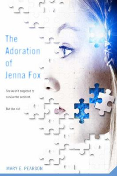 The Adoration of Jenna Fox [Paperback] Cover