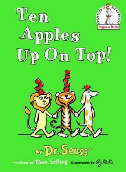 Ten Apples up on Top! [Hardcover] Cover