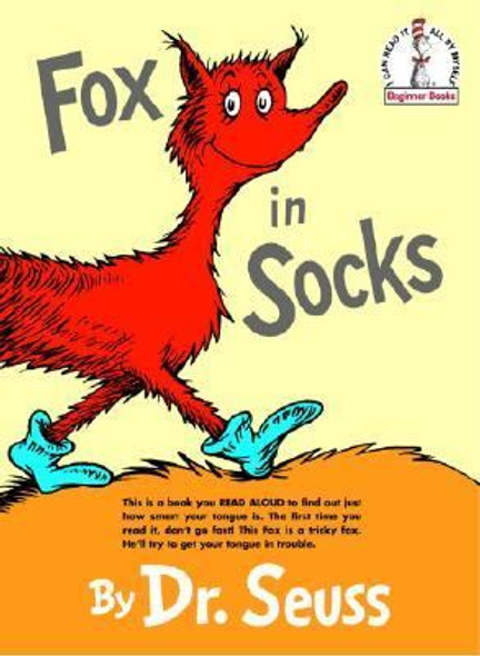 Fox in Socks [Hardcover] Cover