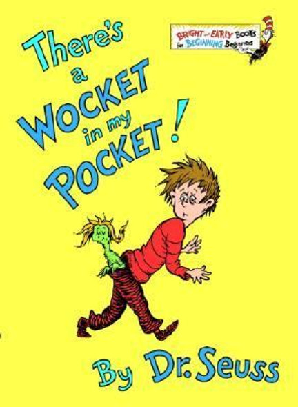 There's a Wocket in My Pocket [Hardcover] Cover