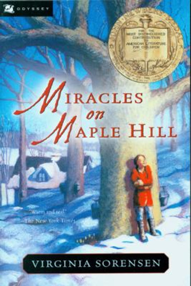 Miracles on Maple Hill [Paperback] Cover