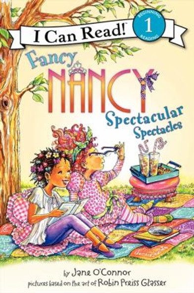 Fancy Nancy: Spectacular Spectacles Cover
