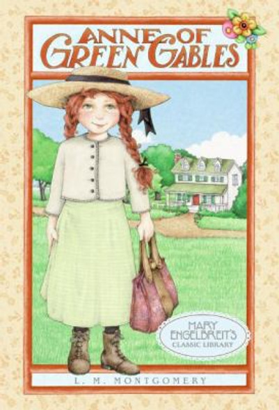 Mary Engelbreit's Classic Library: Anne of Green Gables [Hardcover] Cover