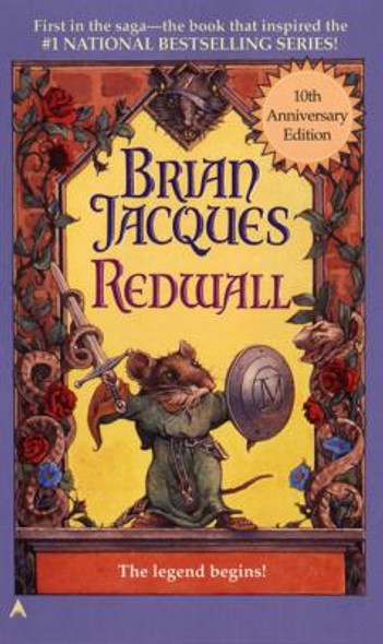 Redwall [Paperback] Cover