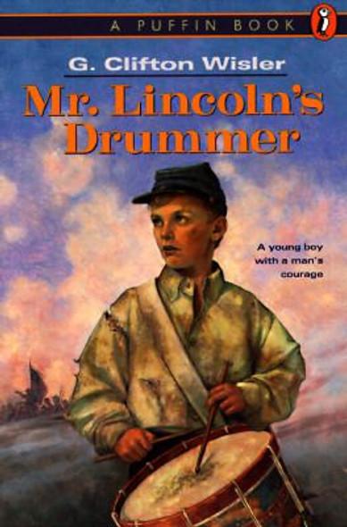 Mr. Lincoln's Drummer [Paperback] Cover
