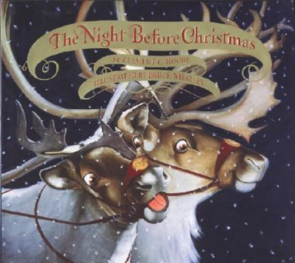 The Night Before Christmas [Hardcover] Cover
