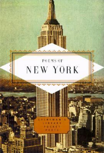 Poems of New York [Hardcover] Cover
