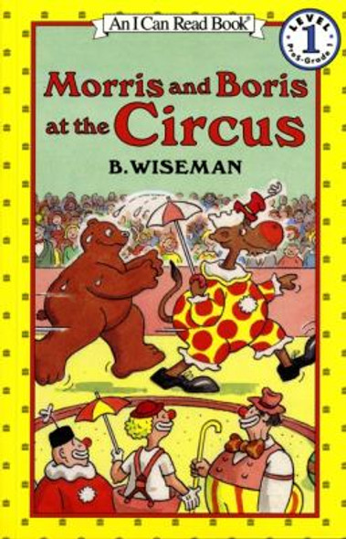 Morris and Boris at the Circus [Paperback] Cover