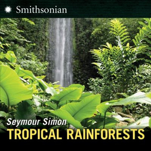 Tropical Rainforests [Hardcover] Cover