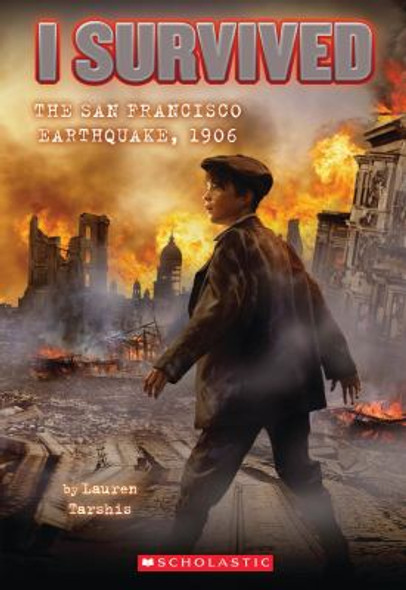 I Survived The San Francisco Earthquake 1906 [Paperback] Cover