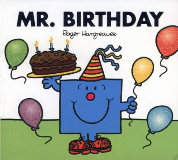 Mr. Birthday [Mass Market Paperback] Cover