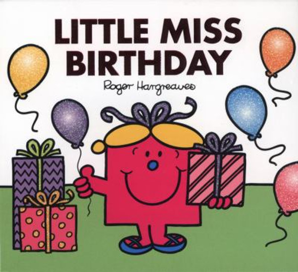 Little Miss Birthday [Mass Market Paperback] Cover