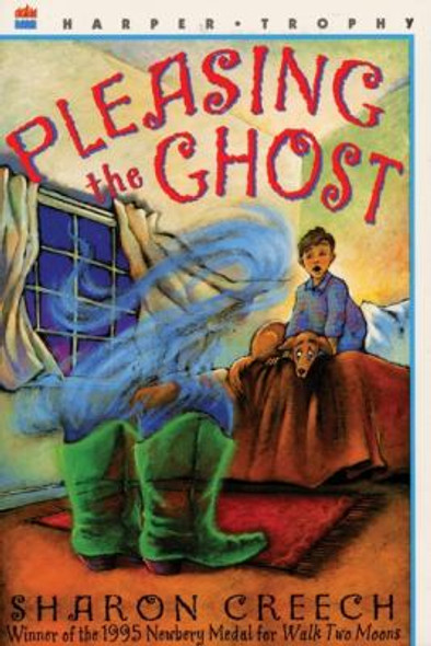 Pleasing the Ghost [Paperback] Cover
