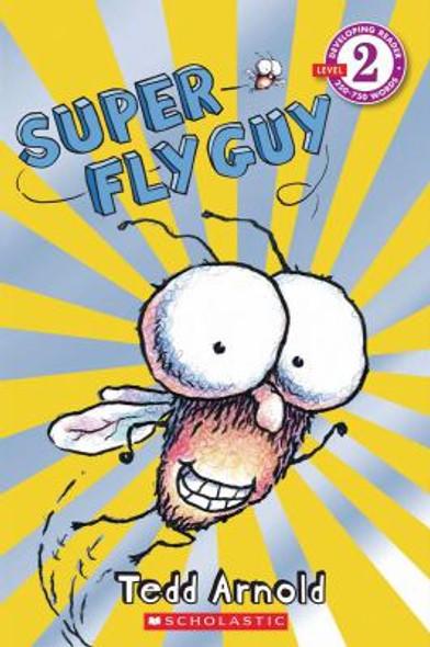Super Fly Guy [Mass Market Paperback] Cover