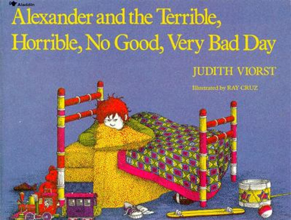 Alexander and the Terrible, Horrible, No Good, Very Bad Day [Paperback] Cover