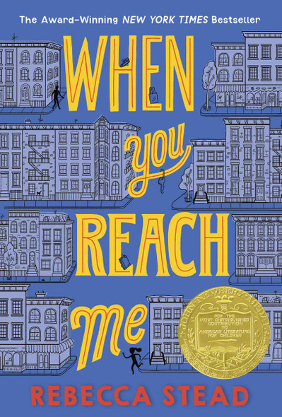 When You Reach Me [Paperback] Cover