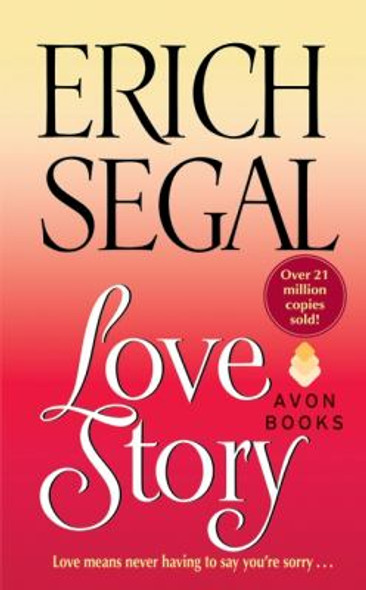 Love Story [Mass Market Paperback] Cover