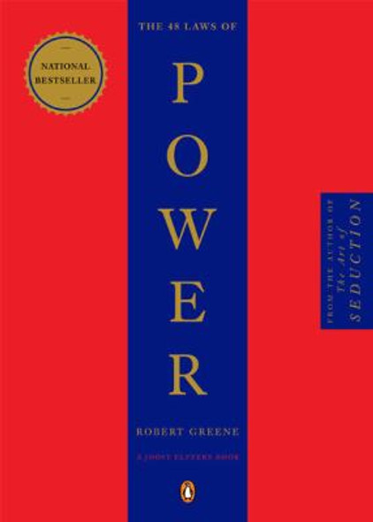 The 48 Laws of Power [Paperback] Cover